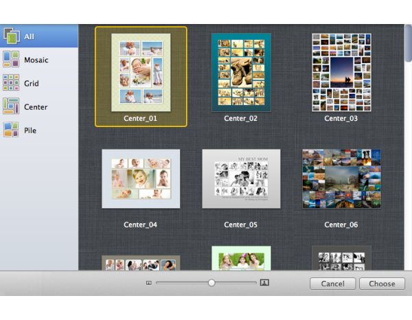 Getting Started - How to Make Collage Using CollageIt 3 for Mac